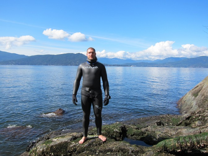 Azure Passion custom wetsuit review
