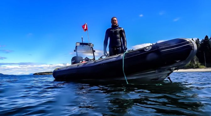 Taking care of your freediving wetsuit